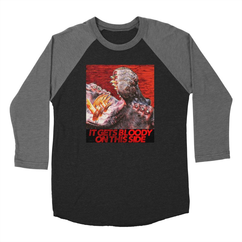Bloody Women's Longsleeve T-Shirt by lil merch