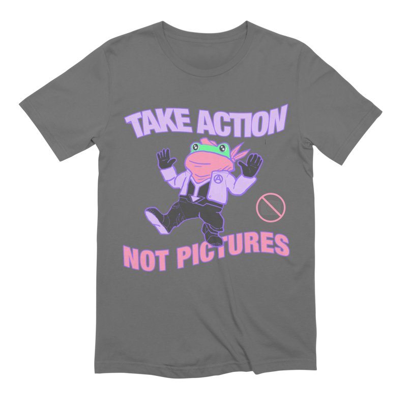 No Photos Please Men's T-Shirt by lil merch