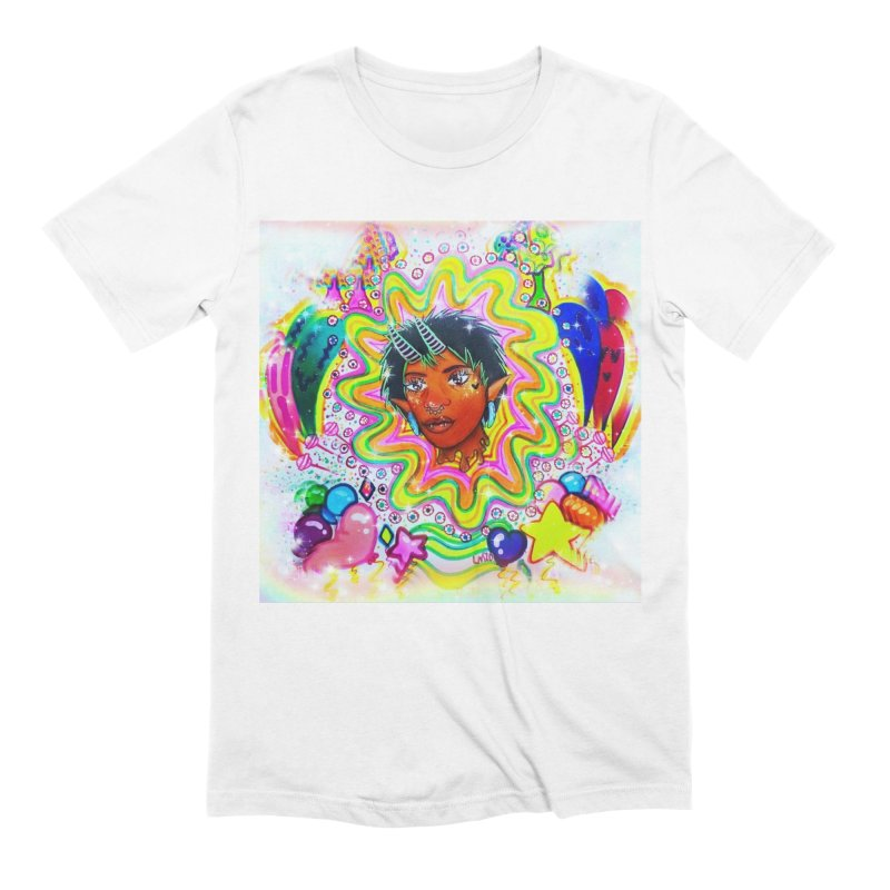 Sticky (Art Only) Men's T-Shirt by lil merch