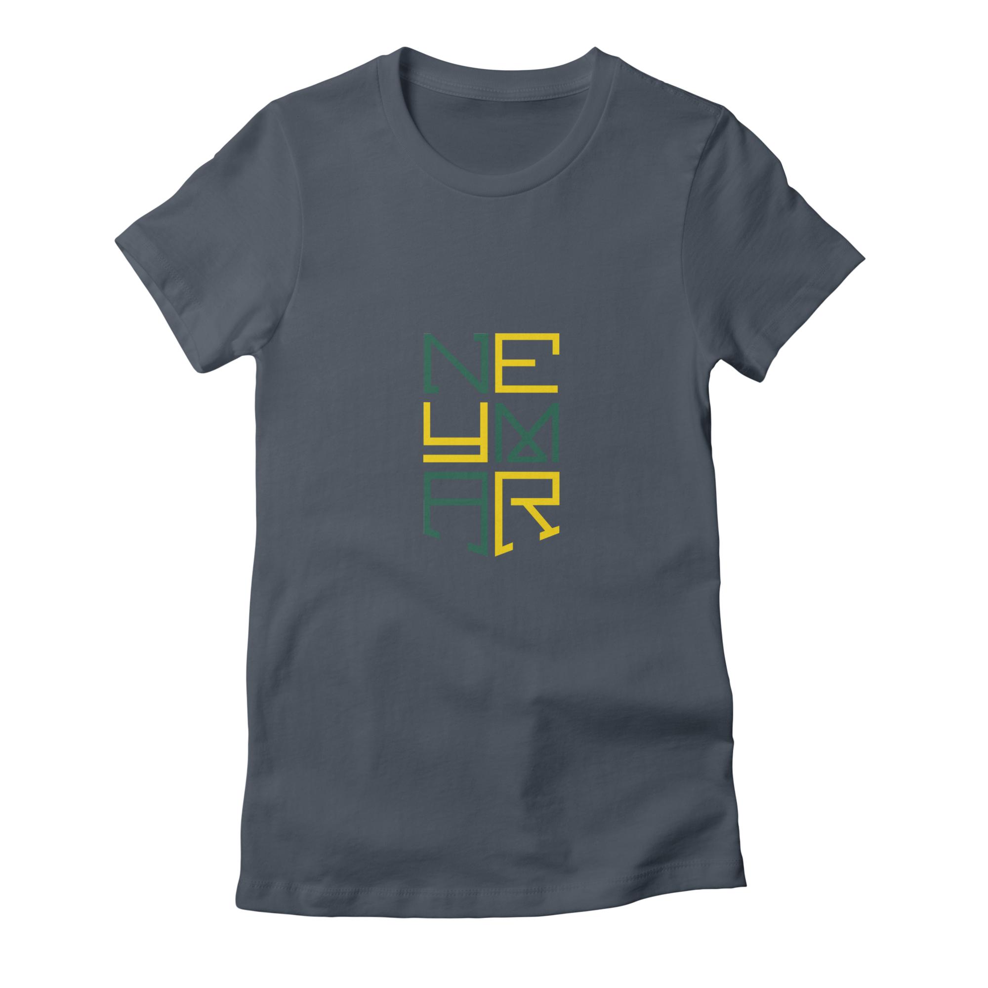 4b316196bd5 limaxdefont neymar-jr-logo womens t-shirt