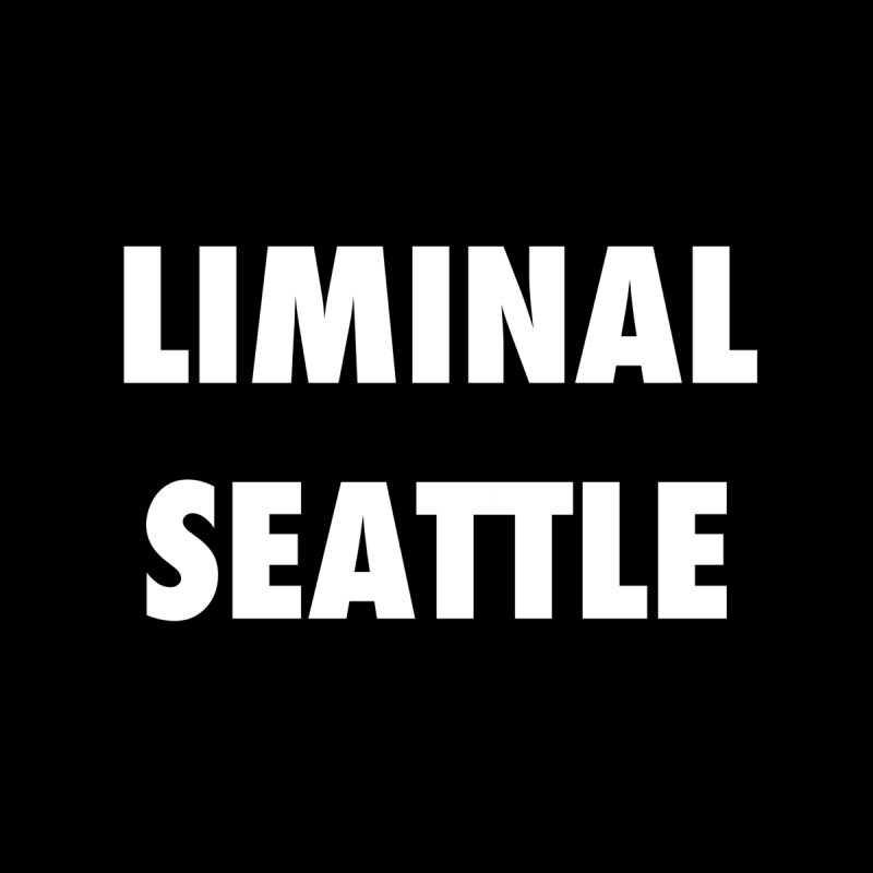 Liminal Seattle Plain Logo by The Society for Liminal Cartography