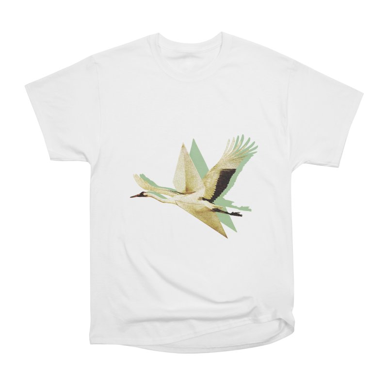 Paper Crane Women's T-Shirt by AlmostGone