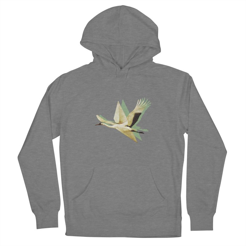 Paper Crane Women's Pullover Hoody by AlmostGone