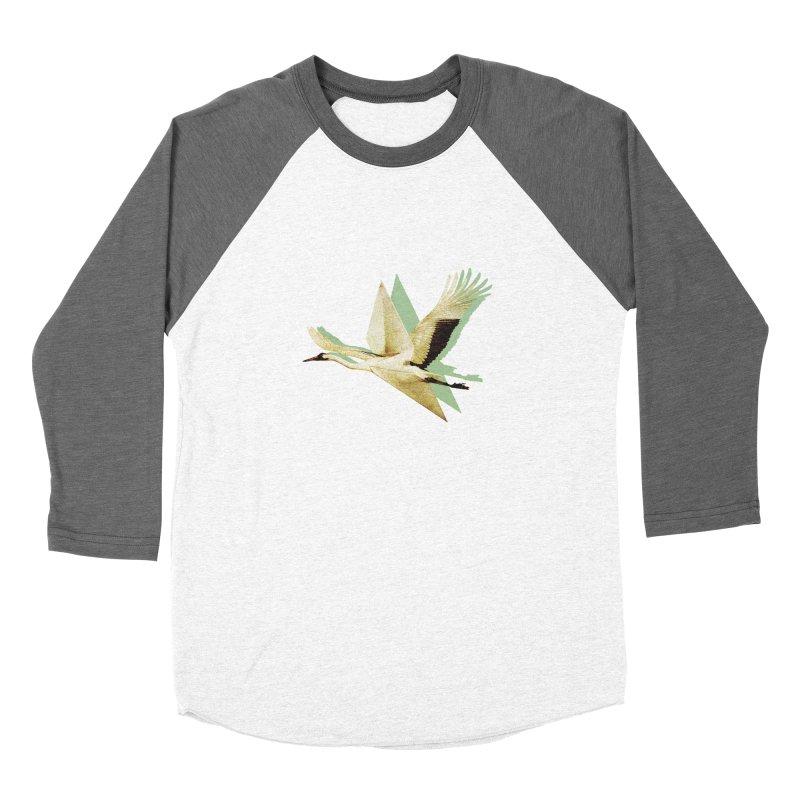 Paper Crane Women's Longsleeve T-Shirt by AlmostGone