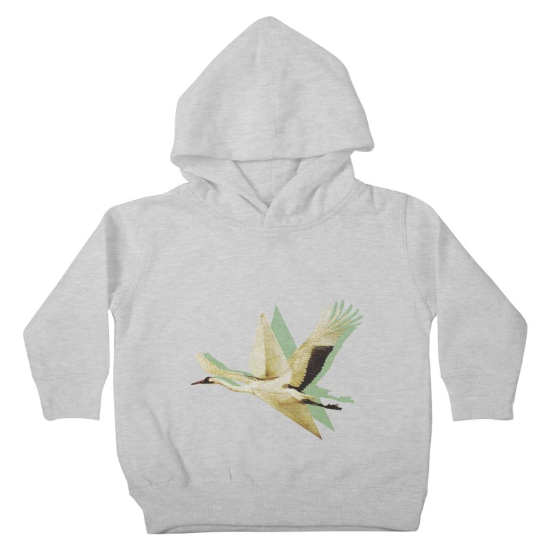 Paper Crane Kids Toddler Pullover Hoody by AlmostGone