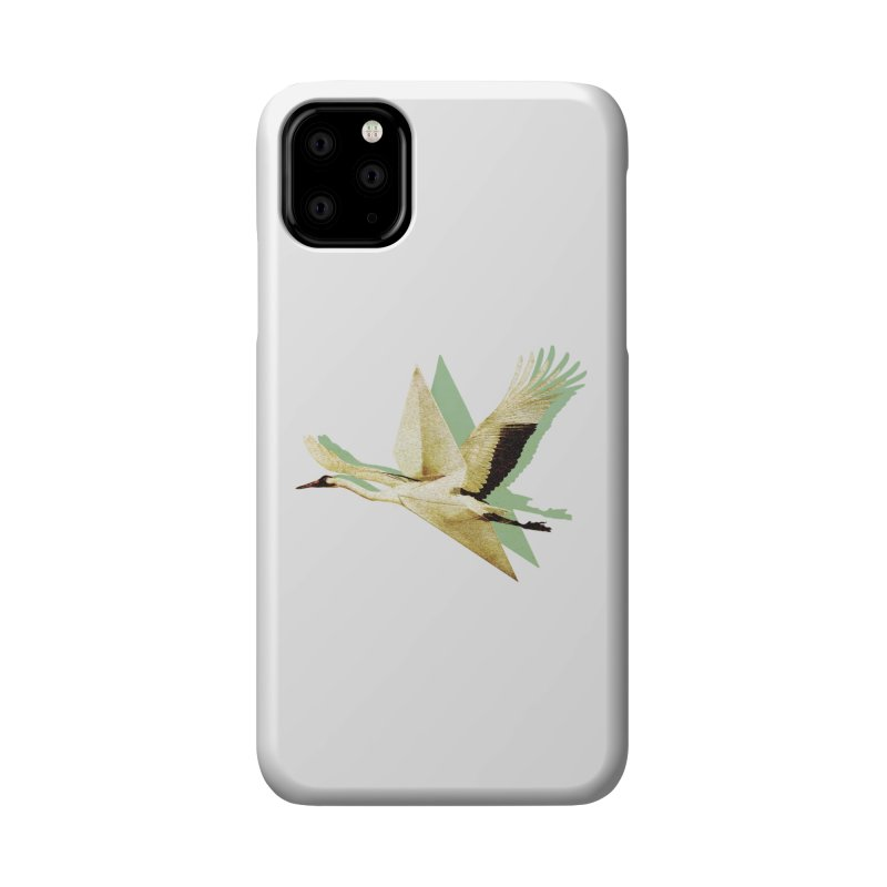 Paper Crane Accessories Phone Case by AlmostGone