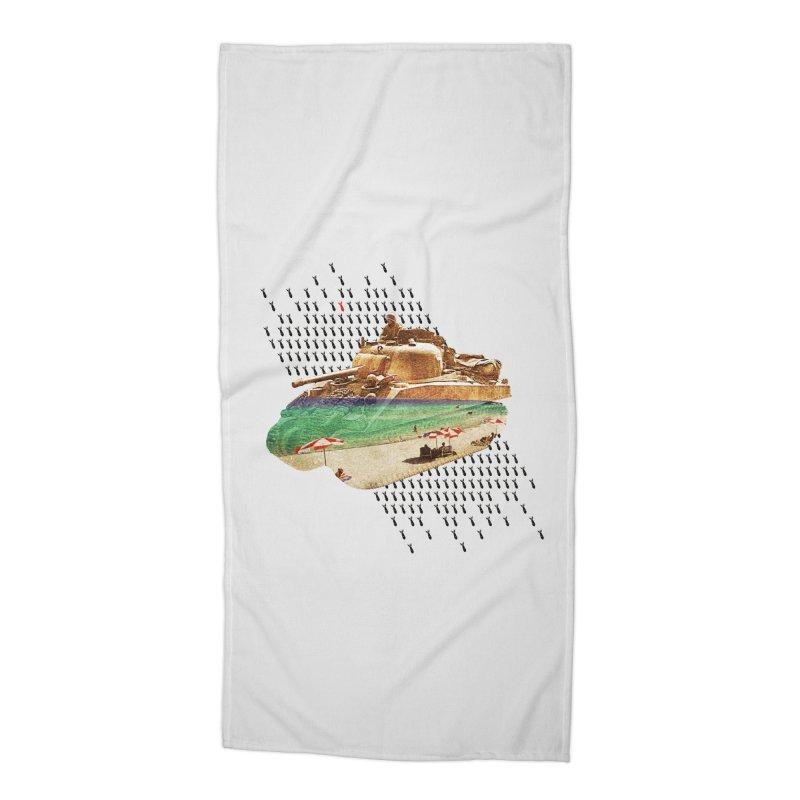 Beach Head Accessories Beach Towel by AlmostGone