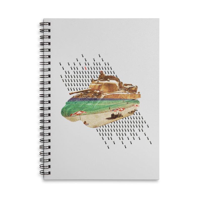 Beach Head Accessories Notebook by AlmostGone