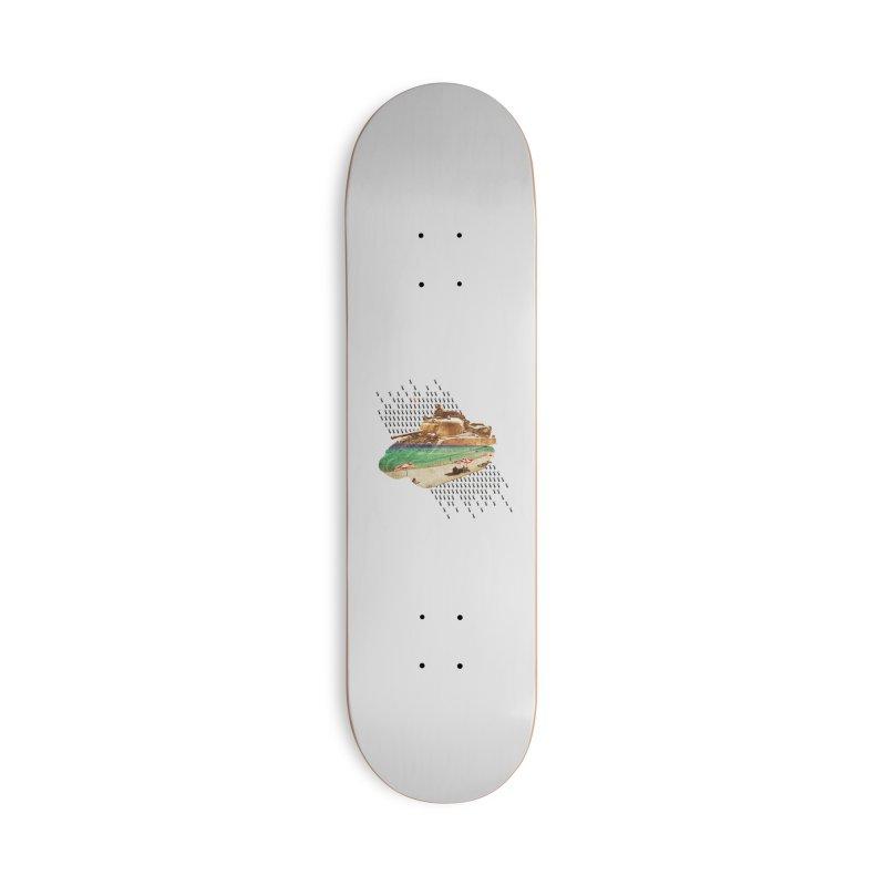 Beach Head Accessories Skateboard by AlmostGone