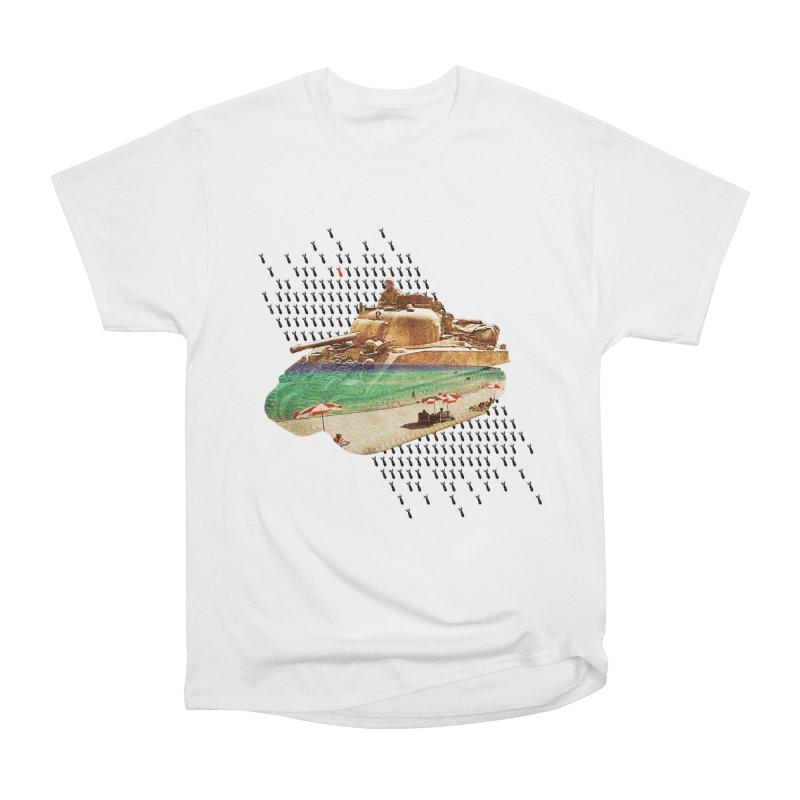 Beach Head Men's T-Shirt by AlmostGone