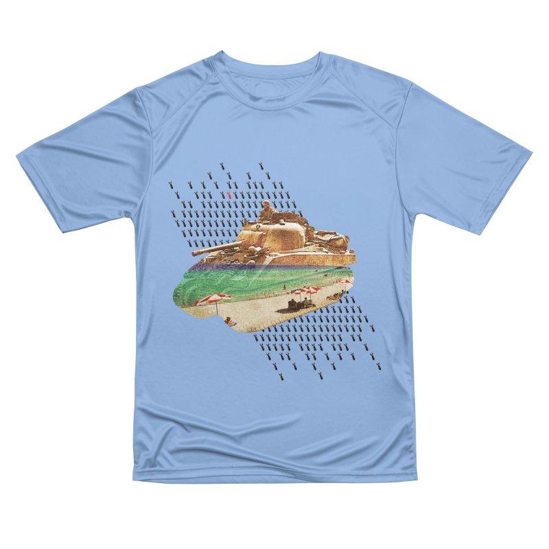 Beach Head Women's T-Shirt by AlmostGone