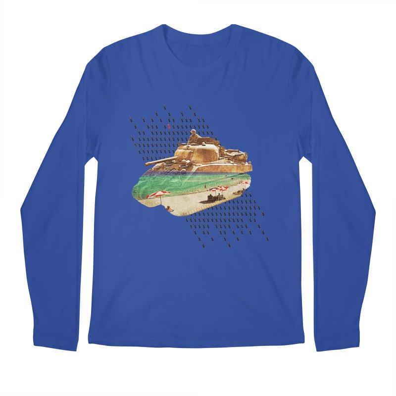 Beach Head Men's Longsleeve T-Shirt by AlmostGone