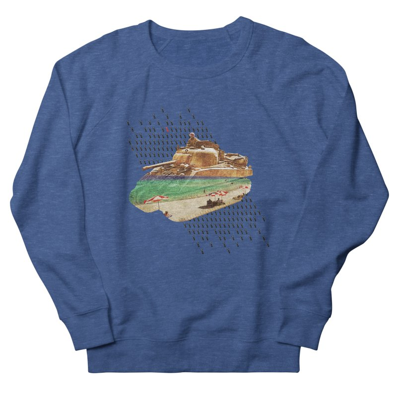 Beach Head Women's Sweatshirt by AlmostGone
