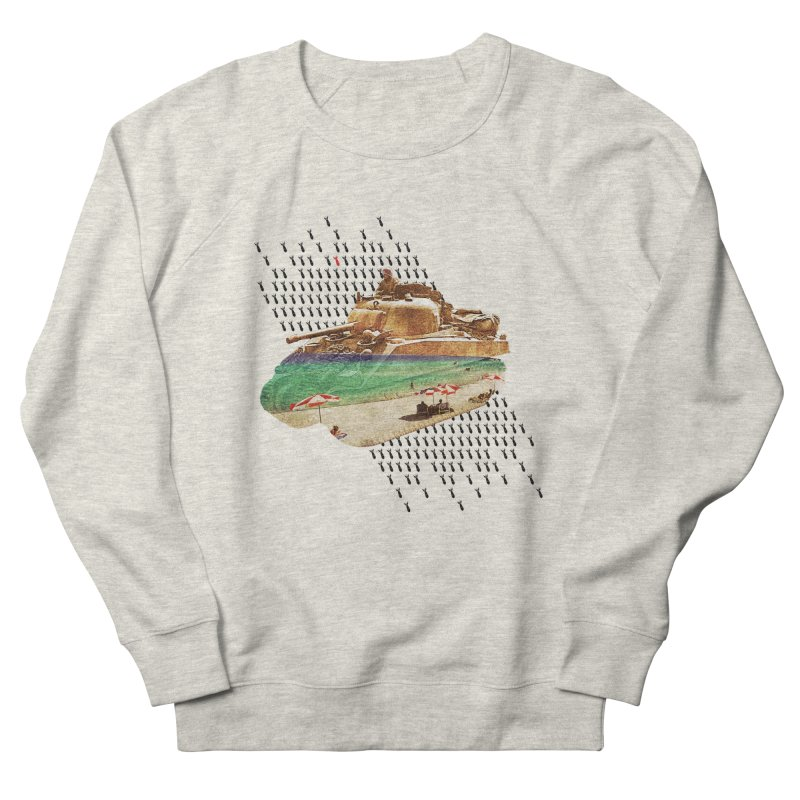 Beach Head Men's Sweatshirt by AlmostGone
