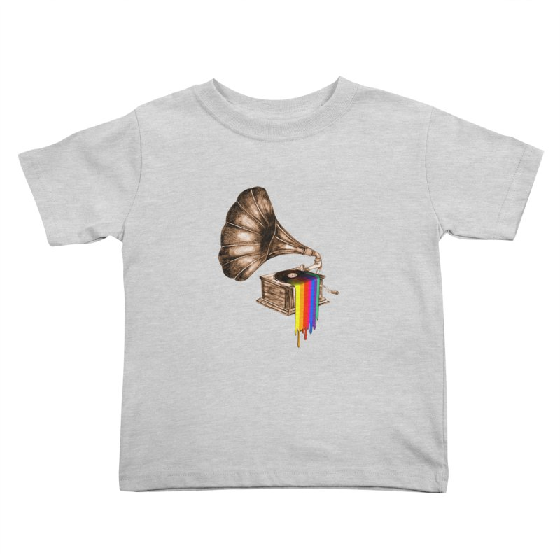 Don't be late Kids Toddler T-Shirt by AlmostGone