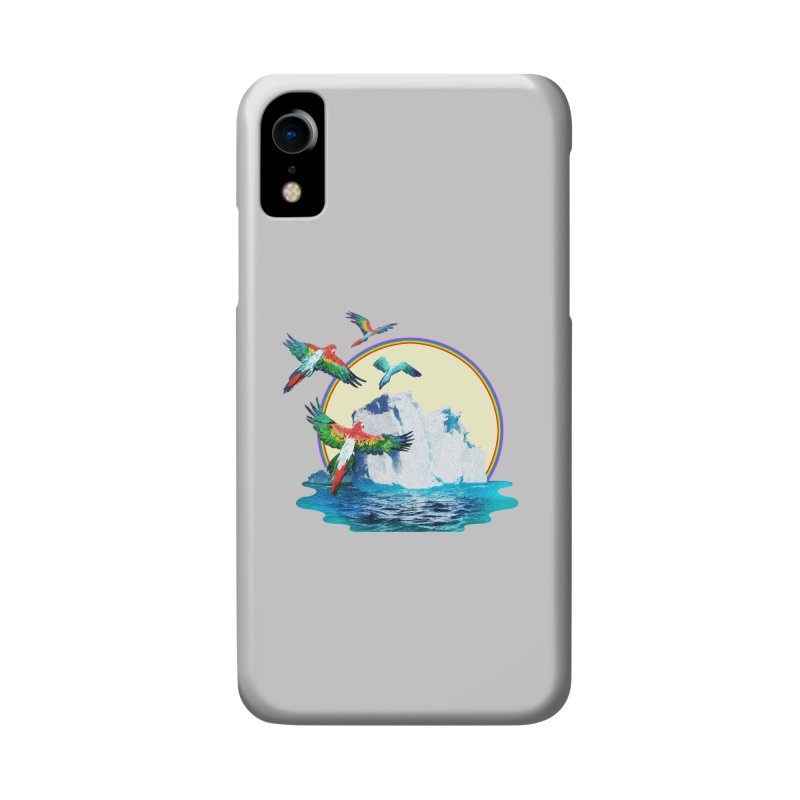Disoriented Parrots 1 Accessories Phone Case by AlmostGone