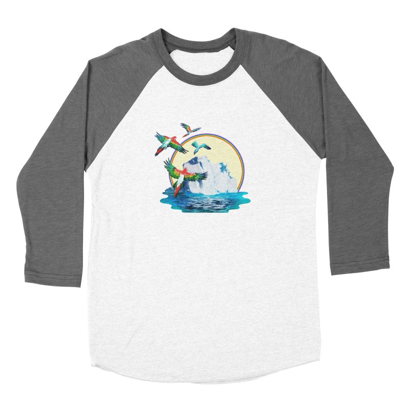 Disoriented Parrots 1 Women's Longsleeve T-Shirt by AlmostGone