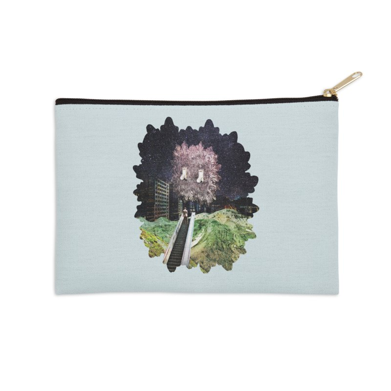 Light and Day Accessories Zip Pouch by AlmostGone