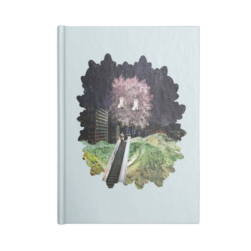 Light and Day Accessories Notebook by AlmostGone