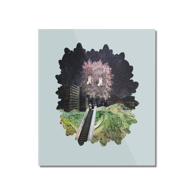 Light and Day Home Mounted Acrylic Print by AlmostGone