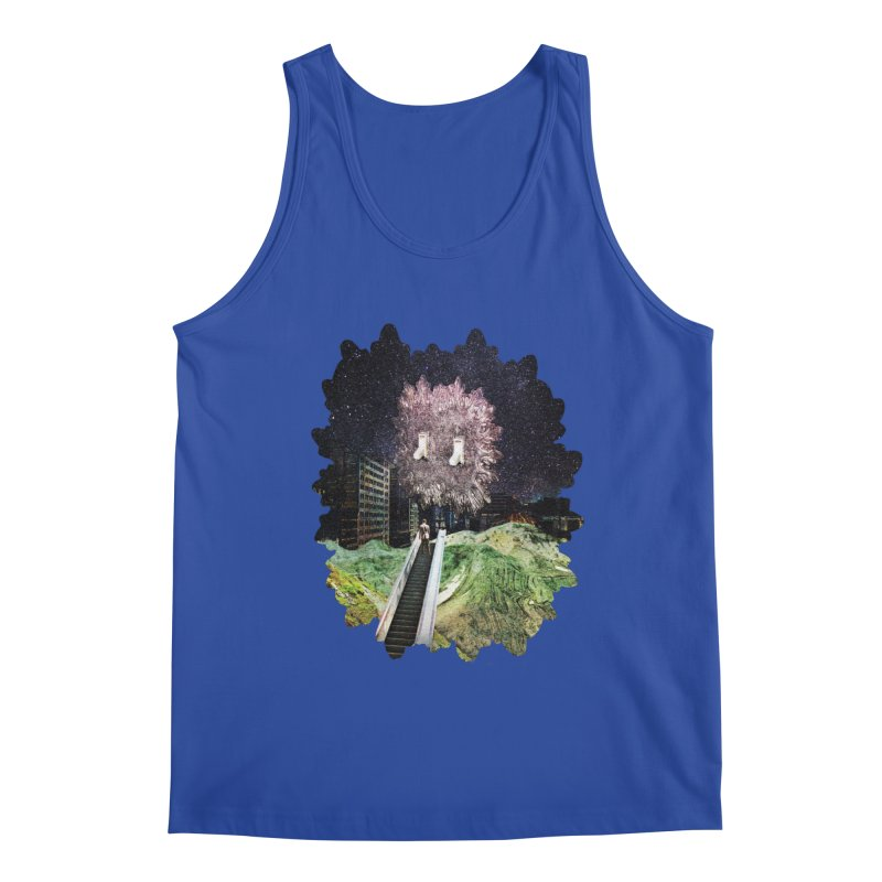 Light and Day Men's Tank by AlmostGone