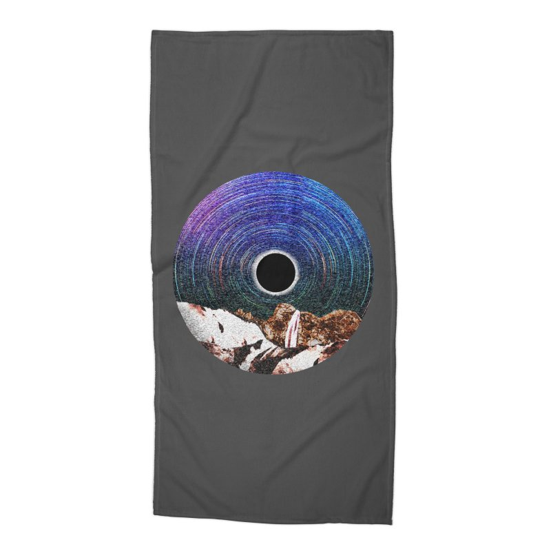 Young Moon Accessories Beach Towel by AlmostGone