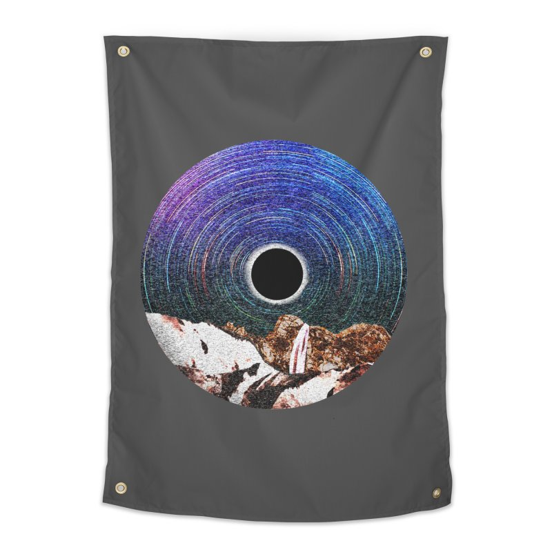 Young Moon Home Tapestry by AlmostGone
