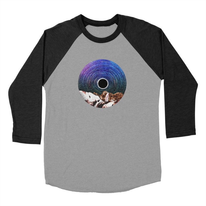 Young Moon Women's Longsleeve T-Shirt by AlmostGone