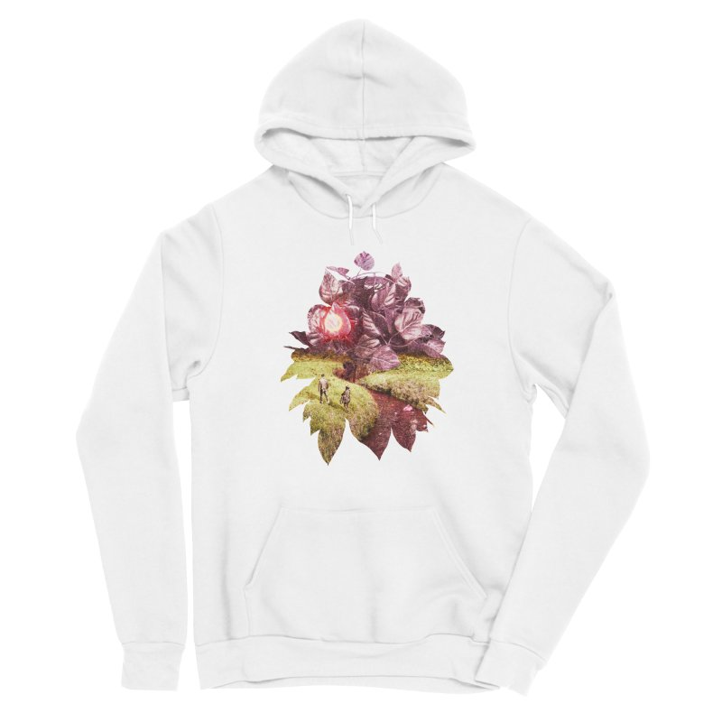 SpringTime Women's Pullover Hoody by AlmostGone