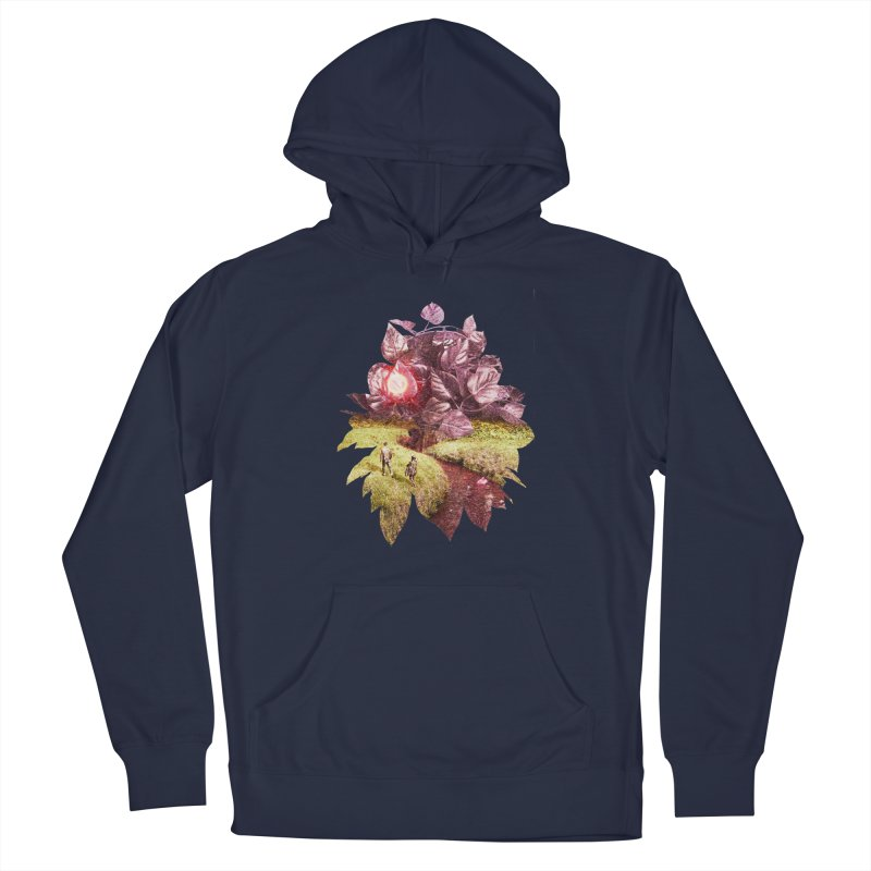 SpringTime Men's Pullover Hoody by AlmostGone
