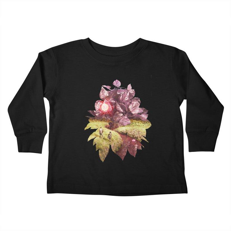 SpringTime Kids Toddler Longsleeve T-Shirt by AlmostGone
