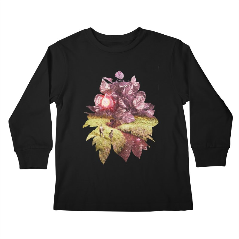 SpringTime Kids Longsleeve T-Shirt by AlmostGone