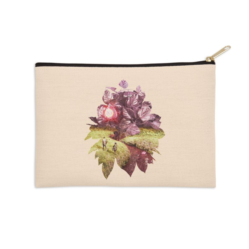 SpringTime Accessories Zip Pouch by AlmostGone