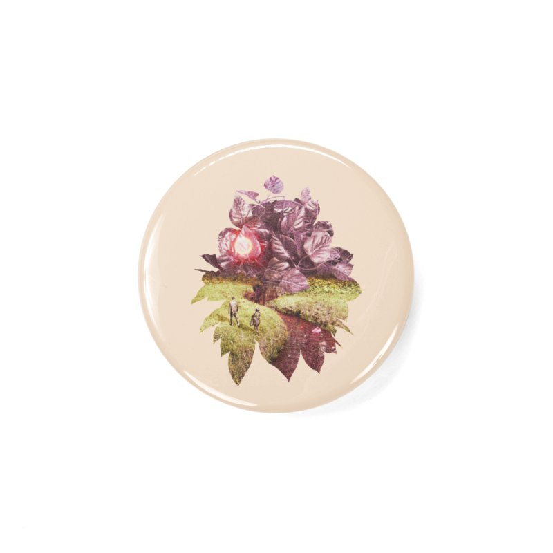 SpringTime Accessories Button by AlmostGone