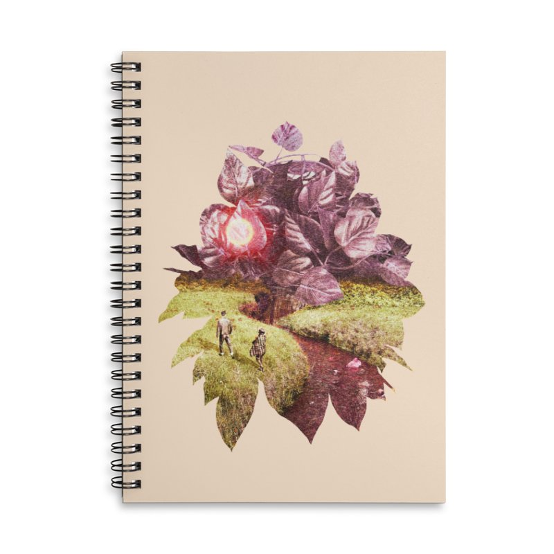 SpringTime Accessories Notebook by AlmostGone