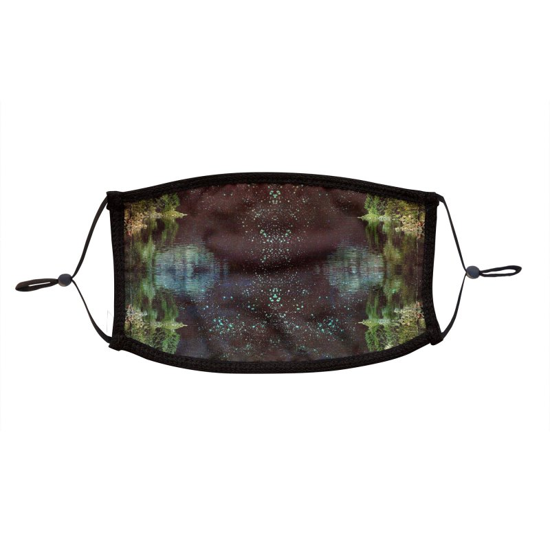 Black River Accessories Face Mask by AlmostGone