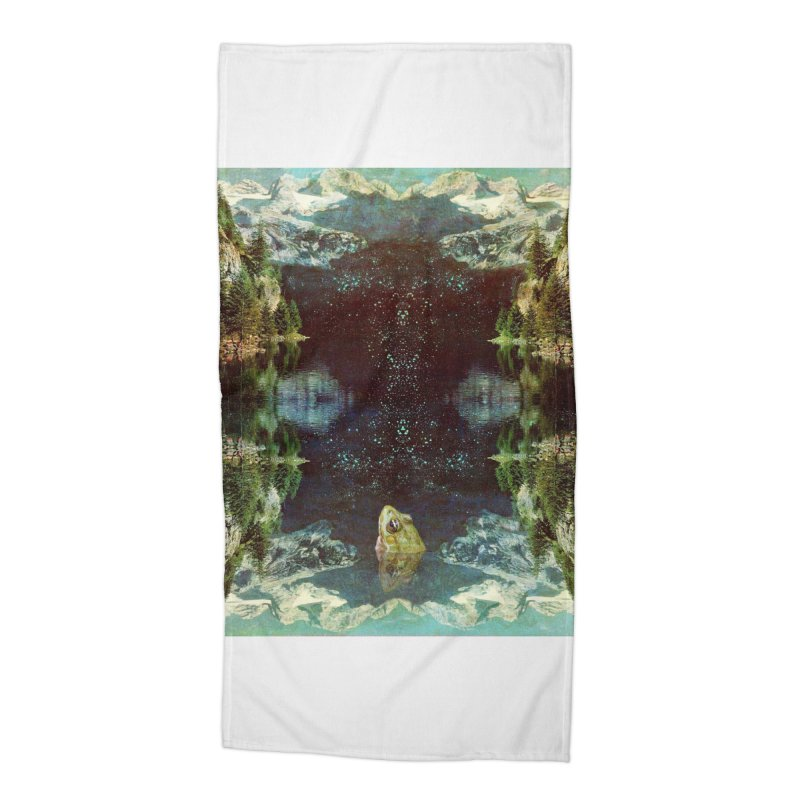 Black River Accessories Beach Towel by AlmostGone