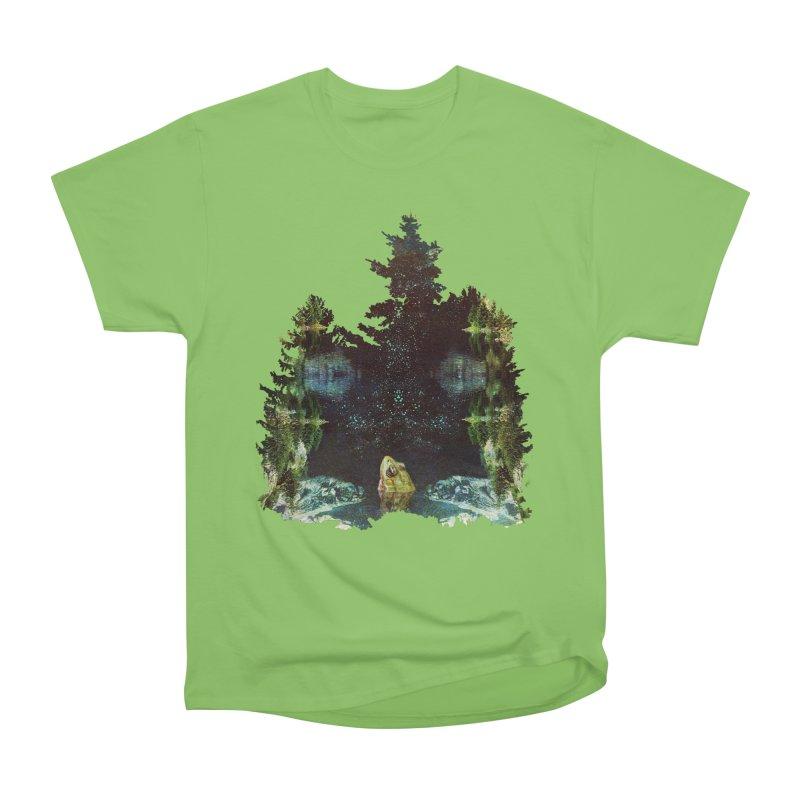 Black River Men's T-Shirt by AlmostGone
