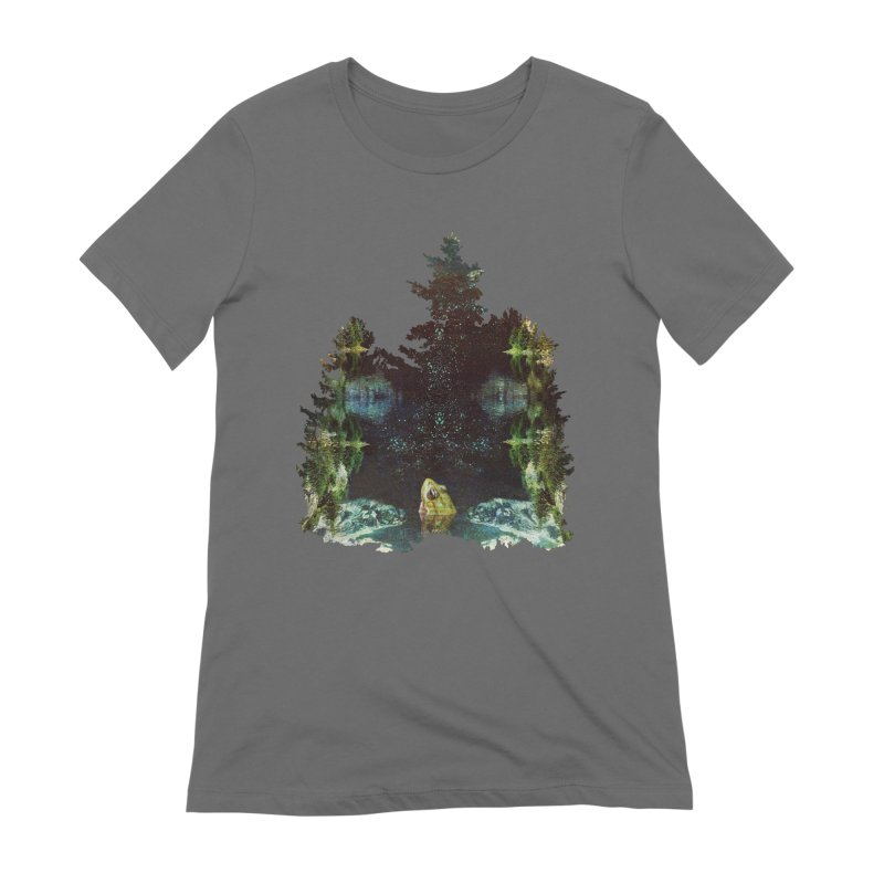 Black River Women's T-Shirt by AlmostGone