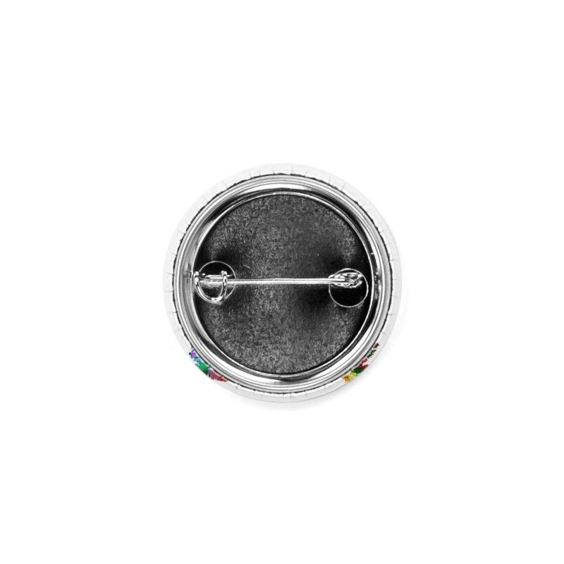 Neon river Accessories Button by AlmostGone