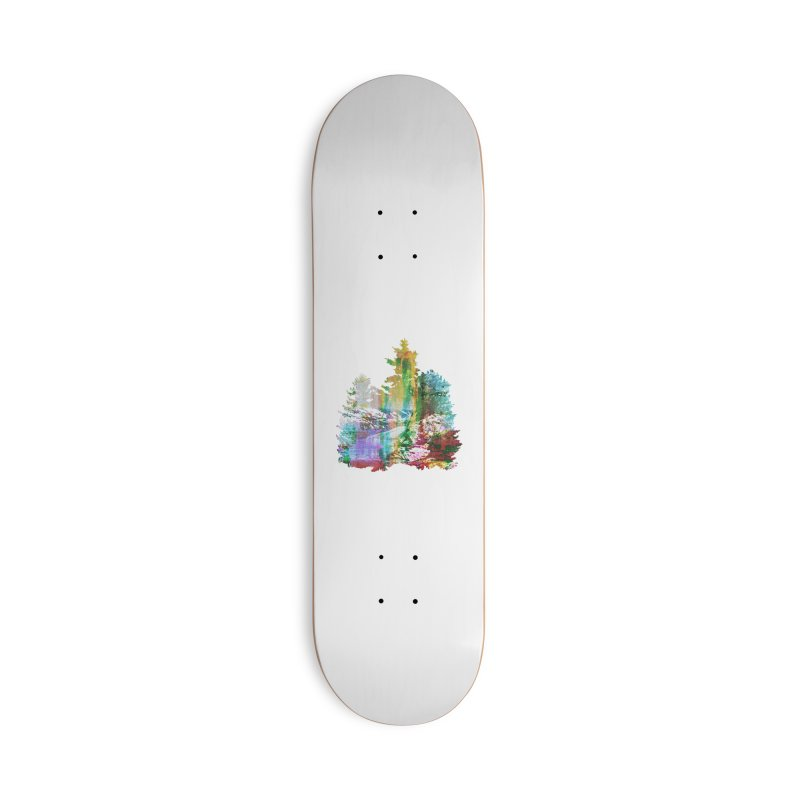 Neon river Accessories Skateboard by AlmostGone