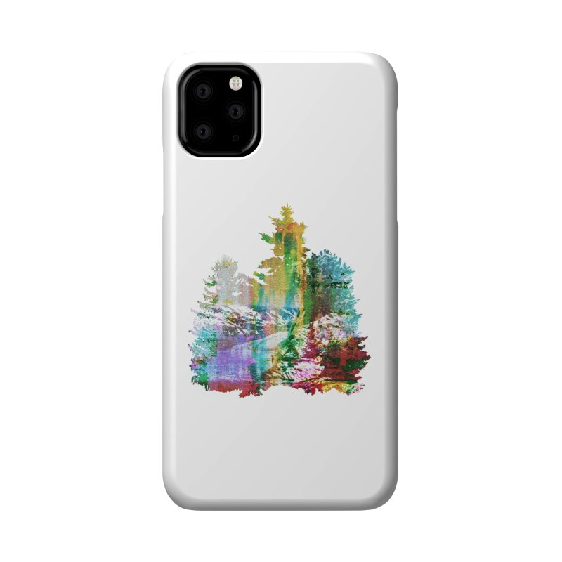 Neon river Accessories Phone Case by AlmostGone