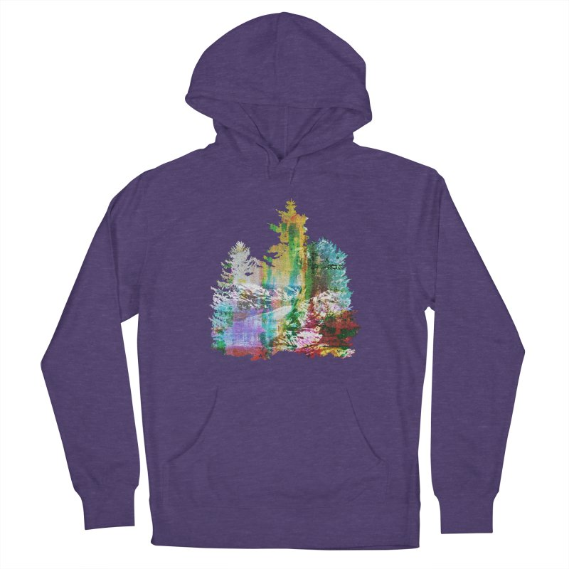 Neon river Men's Pullover Hoody by AlmostGone