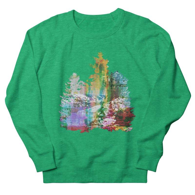 Neon river Women's Sweatshirt by AlmostGone