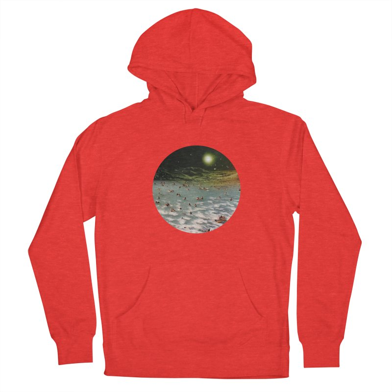 Galactic surf Men's Pullover Hoody by AlmostGone