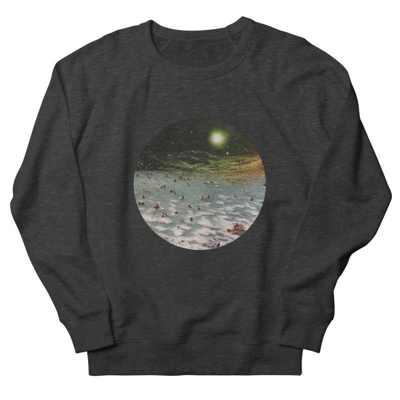 Galactic surf Women's Sweatshirt by AlmostGone