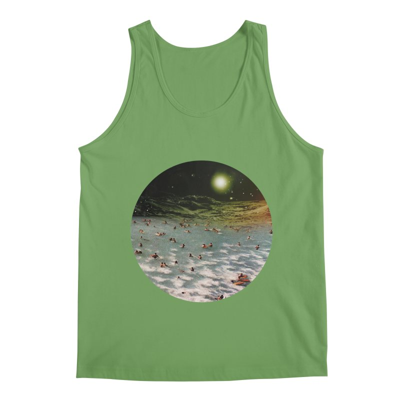Galactic surf Men's Tank by AlmostGone
