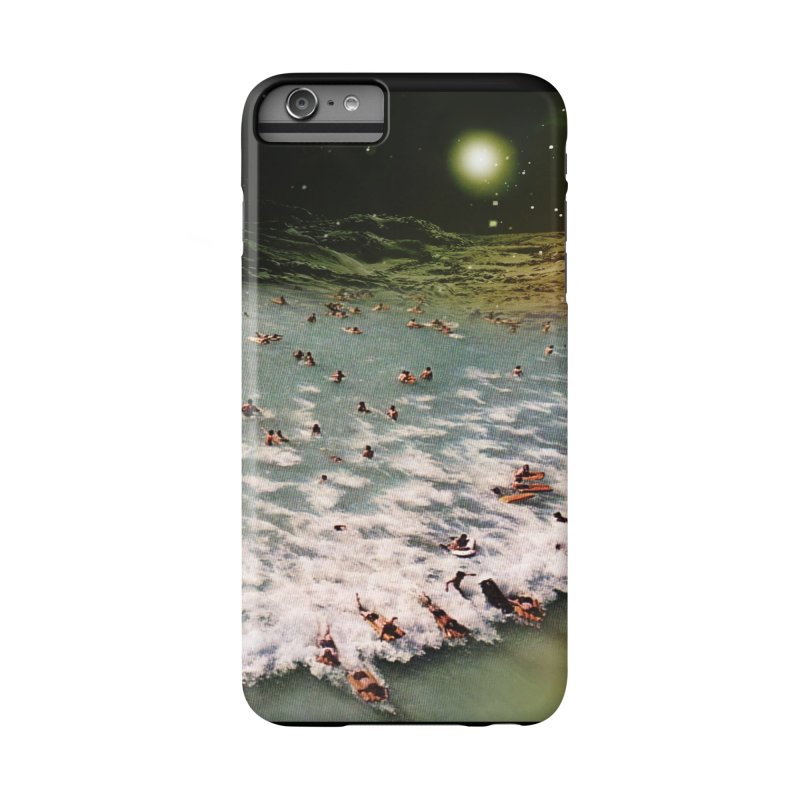 Galactic surf Accessories Phone Case by AlmostGone