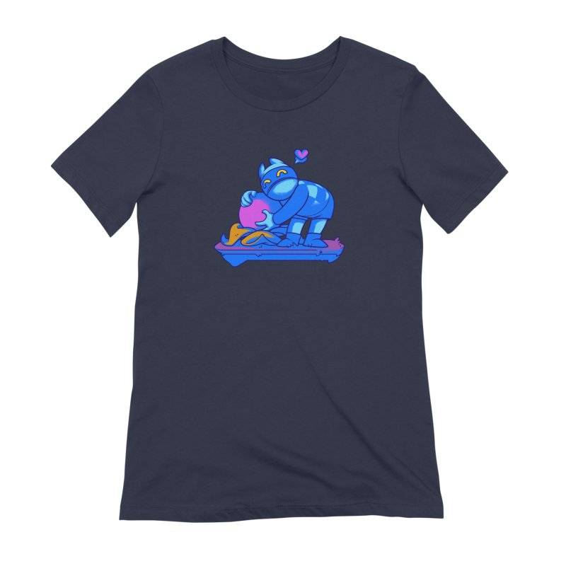 Berry Love Women's T-Shirt by Liquid Bit Artist Shop