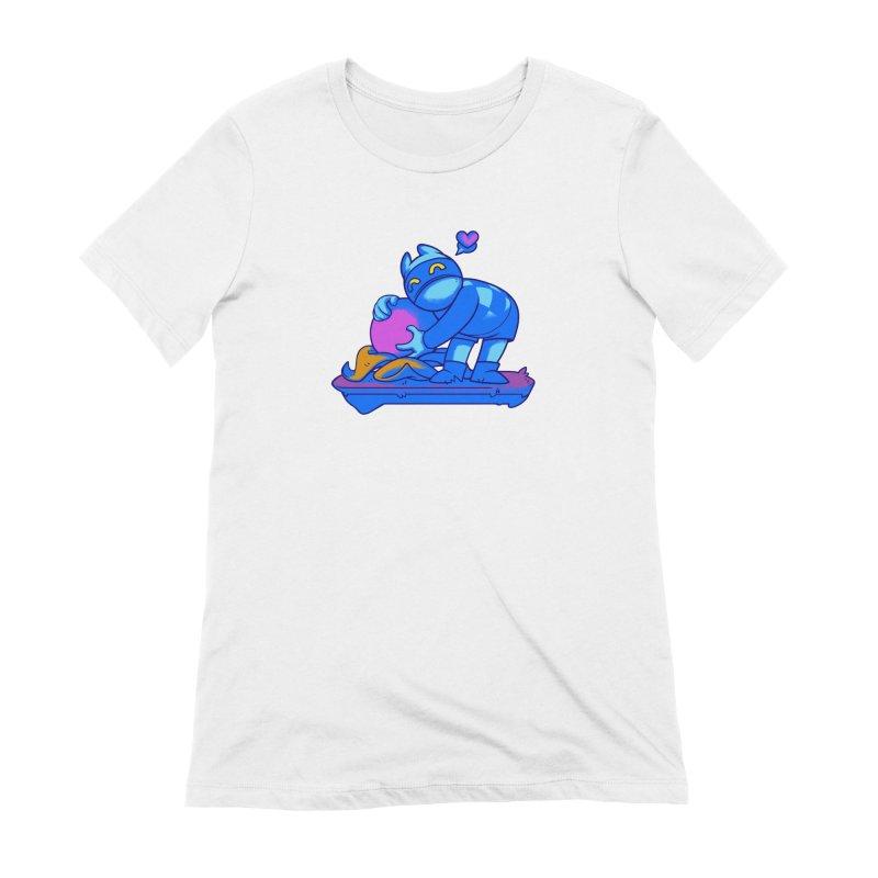 Berry Love Women's T-Shirt by Liquid Bit Artist Shop